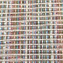 2 Yards Plaid/Check Stripe  Ribbed  Fabric