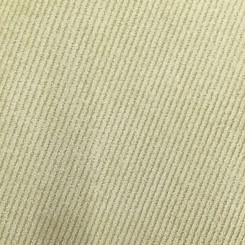 3 Yards Solid  Ribbed  Fabric
