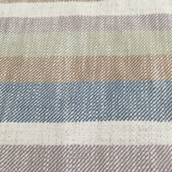 12 1/4 Yards Stripe  Woven  Fabric