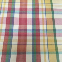2 3/4 Yards Plaid/Check  Canvas/Twill  Fabric