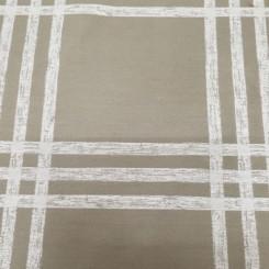 6 1/2 Yards Plaid/Check  Canvas/Twill  Fabric
