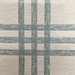 6 1/4 Yards Geometric Plaid/Check  Woven  Fabric