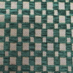 4 1/2 Yards Plaid/Check  Textured  Fabric