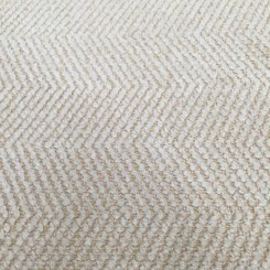 3 3/4 Yards Herringbone  Textured  Fabric