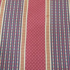 10 1/2 Yards Stripe  Textured  Fabric