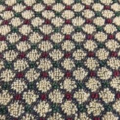 4 1/2 Yards Diamond  Textured  Fabric