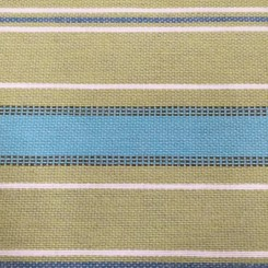 7 1/4 Yards Stripe  Canvas/Twill  Fabric