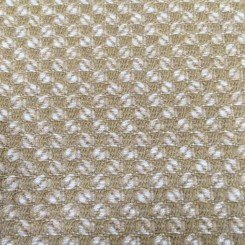 3 1/4 Yards Solid  Basket Weave  Fabric