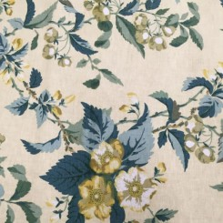 14 Yards Floral  Print  Fabric