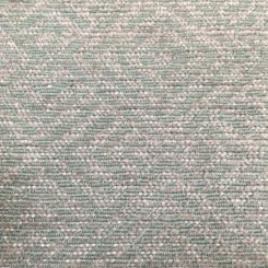 6 Yards Diamond Geometric  Textured  Fabric