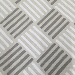 6 1/4 Yards Geometric  Canvas/Twill  Fabric