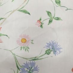 9 Yards Floral  Vinyl  Fabric