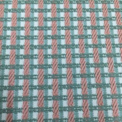 7 1/2 Yards Plaid/Check  Textured  Fabric