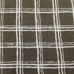 8 1/4 Yards Plaid/Check  Print  Fabric