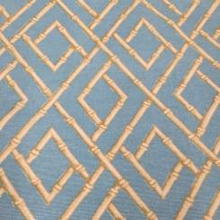 2 3/4 Yards Diamond  Print  Fabric
