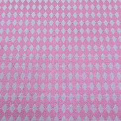 2 1/4 Yards Diamond  Woven  Fabric