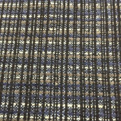 1 1/4 Yards Plaid/Check  Woven  Fabric