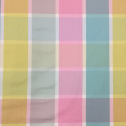 8 1/2 Yards Plaid/Check  Woven  Fabric