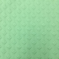 5 1/2 Yards Solid Diamond  Ribbed  Fabric