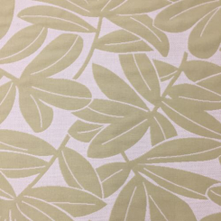 4 1/2 Yards Floral  Textured  Fabric