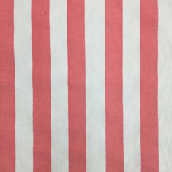 6 Yards Stripe  Print  Fabric