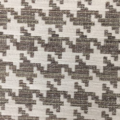 14 Yards Houndstooth  Woven  Fabric