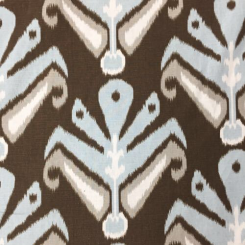 10 Yards Ikat  Print  Fabric