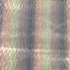 4 Yards Stripe  Velvet  Fabric