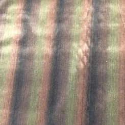 6 Yards Stripe  Velvet  Fabric