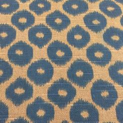 9 3/4 Yards Animal Polka Dots  Print  Fabric