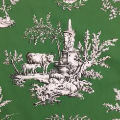 15 Yards Animal Toile  Print  Fabric