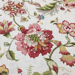 10 Yards Floral  Print  Fabric