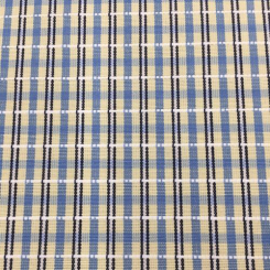 8 Yards Plaid/Check  Textured Woven  Fabric
