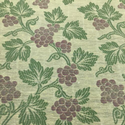 13 Yards Floral  Woven  Fabric