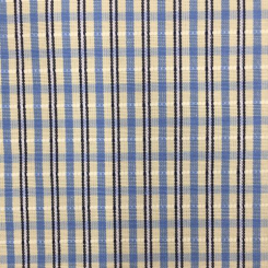 2 1/2 Yards Plaid/Check  Textured  Fabric