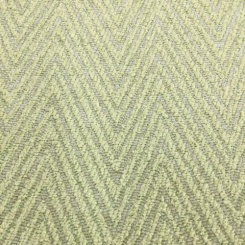 3 Yards Chevron Solid  Woven Ribbed  Fabric