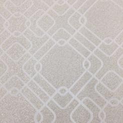 7 3/4 Yards Diamond Geometric  Woven Textured  Fabric