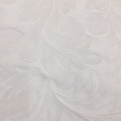 8 1/2 Yards Damask Floral  Woven  Fabric