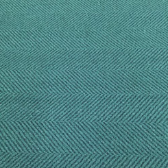 4 Yards Herringbone Solid  Woven  Fabric