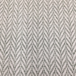 12 Yards Stripe Herringbone  Woven  Fabric