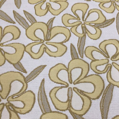 3 Yards Floral  Matelasse  Fabric