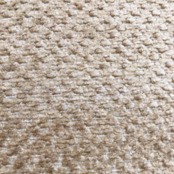 2 Yards Textured Solid  Chenille  Fabric