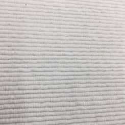 1 1/4 Yards Solid  Ribbed  Fabric