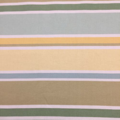 15 Yards Stripe  Print  Fabric