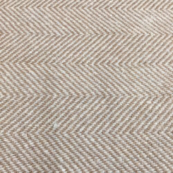 5 Yards Herringbone  Woven  Fabric