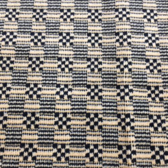 2 1/2 Yards Plaid/Check  Chenille  Fabric