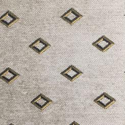 4 Yards Diamond  Chenille  Fabric