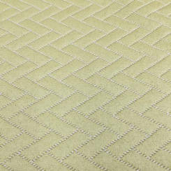 5 Yards Geometric Solid  Textured  Fabric