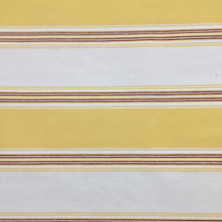 5 1/2 Yards Stripe  Canvas/Twill  Fabric