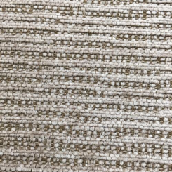 6 1/2 Yards Stripe Solid  Chenille Ribbed  Fabric